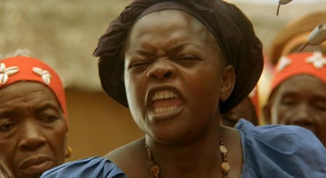 カフェイマージュ/西アフリカ映画「母たちの村」