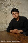 三浦 基(演出家・地点 代表)photo: Hisaki Matsumoto