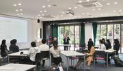 春〜夏学期「オン・キャンパス・インターンシップ:創造的空間を創造する」を開講しました