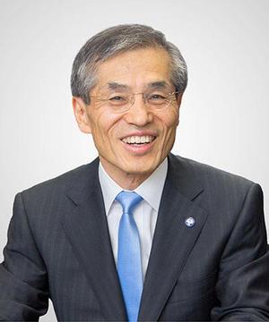 西尾 章治郎 大阪大学総長